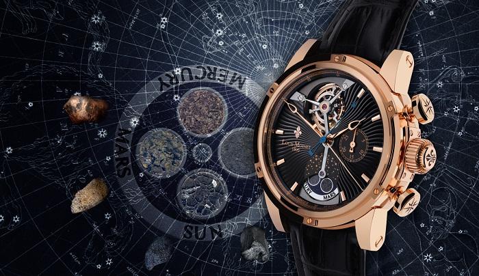 Dünyanın ən bahalı saatları