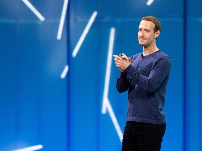 Mark Zuckerberq